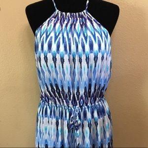 Athleta Maxi Sunset Dress